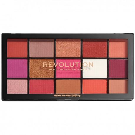 Revolution Re-Loaded Palette - Red Alert - 16.5gr