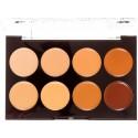 Technic Colour Fix 2 Cream Foundation Contour Palette 28gr