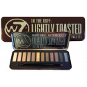 W7 In The Buff: Lightly Toasted Eye Colour Palette Eye Shadow 15.6g