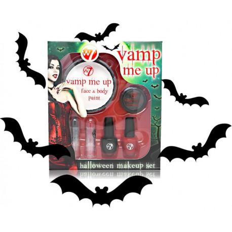 W7 Vamp Me Up Halloween Make Up Set