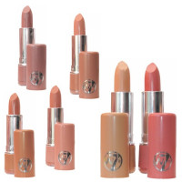 W7 Fashion Lipsticks The Nudes