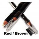 W7 Brow Master 3-in-1 Brow Pencil Definer 1g Dark Brown