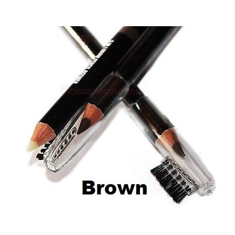 W7 Brow Master 3-in-1 Brow Pencil Definer Brown