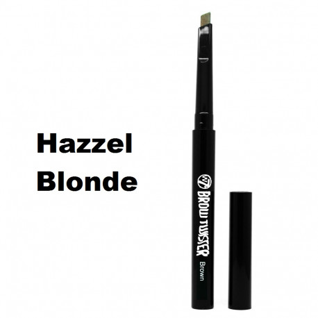 W7 Brow Twister, Easy Twist Eye Brow Pencil Hazel Blonde
