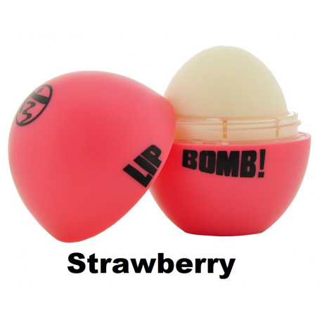 W7 Lip Bomb! Lip Balm 12g Strawberry