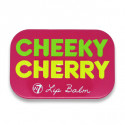 W7 Fruity Flavours in a Tin Lip Balm 12g Cheeky Cherry