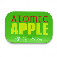 W7 Fruity Flavours in a Tin Lip Balm 12g Atomic Apple