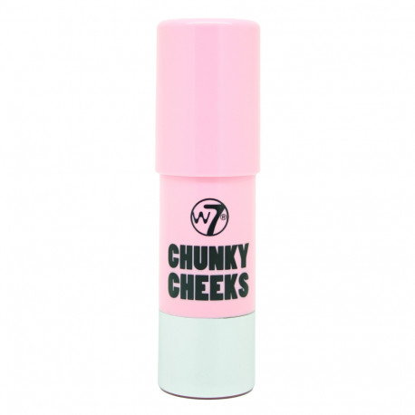 W7 Chunky Cheeks Blusher 7g - Paris