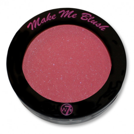 W7 Make Me Blush Blusher 10g - Elvie